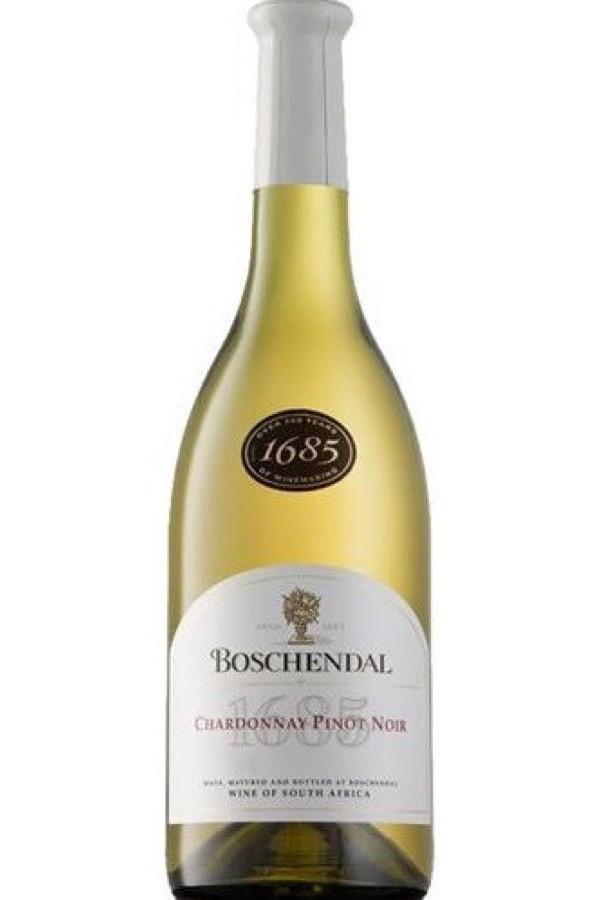 Boschendal 1685 chardonnay pinot noir for Boschendal wine